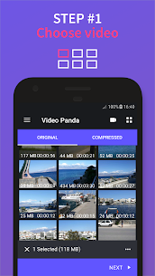Video Compressor Panda Premium v1.1.30 MOD APK 1