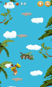 Tiger Jump screenshot 1
