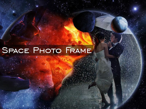 Space Photo Frames 1.0 screenshots 1