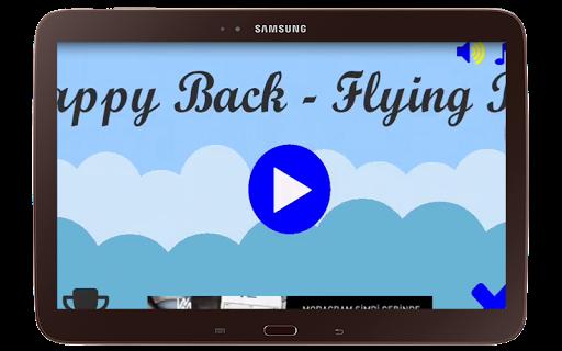 Flappy Back - Flying Bird