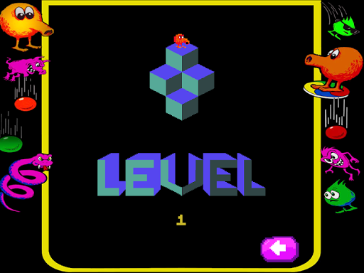 Q*bert: Rebooted  screenshots 7