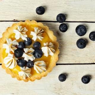 Light Lemon Meringue Pie