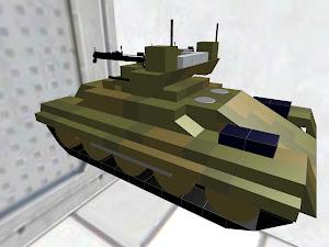 Type52対戦車自走無反動砲中期生産型