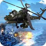 Sea Gunship Strike: Helicopter