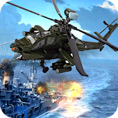 Gunship Strike – Army Helicopter Shooting Game
