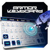 white machine robot ai keyboard future tech