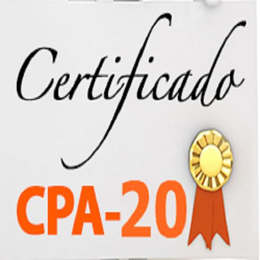 Simulado CPA 20 Certificado 2017 - Seja Aprovado