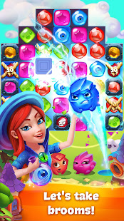 Charms of the Witch – Magic Match 3 Games 15