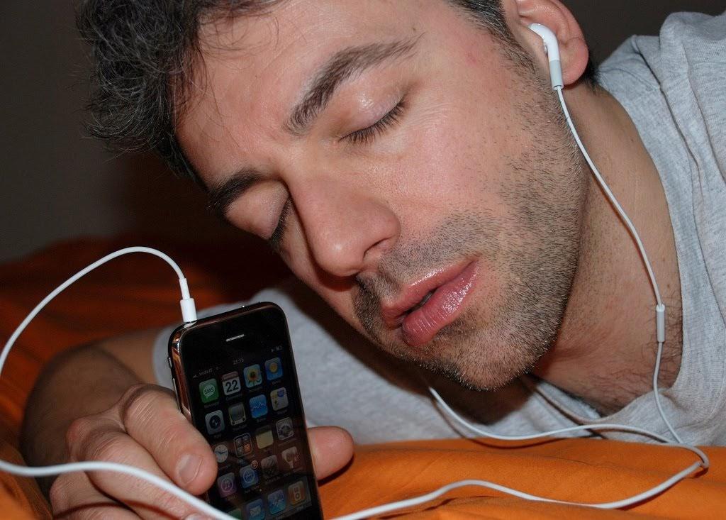아이폰/아이팟터치 음악타이머
