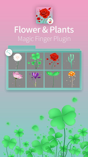 Plants-Magic Finger Plugin