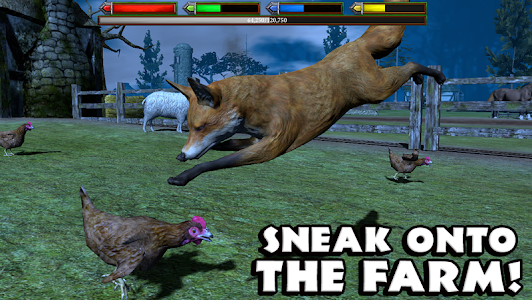 Ultimate Fox Simulator v1.1 (Mod)