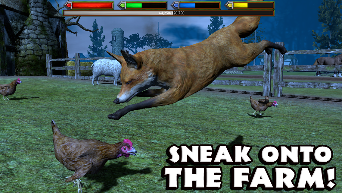 Ultimate Fox Simulator- screenshot