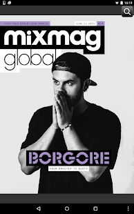 Mixmag Global- screenshot thumbnail