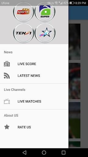 Sports Live TV 2.0 screenshots 2