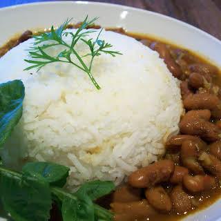 Rajma Masala Curry ( Spicy Pinto Bean Curry).