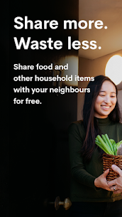 OLIO – Share more. Waste less. 1