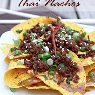 Thai Nachos