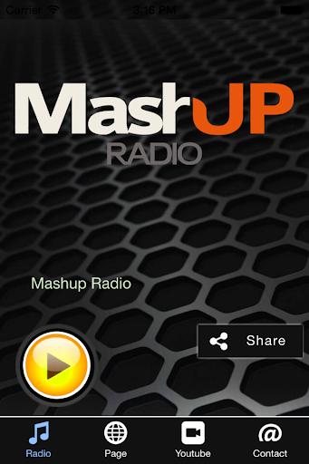 Mashup Radio