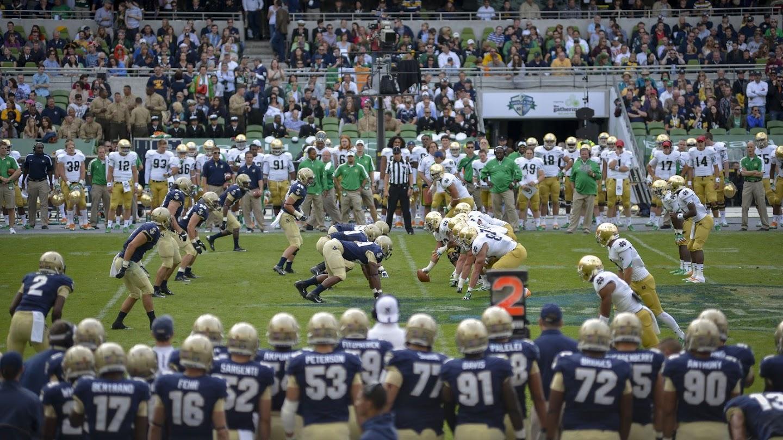 Watch Inside Notre Dame Football live