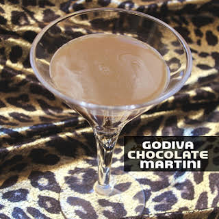 Godiva Chocolate Martini.