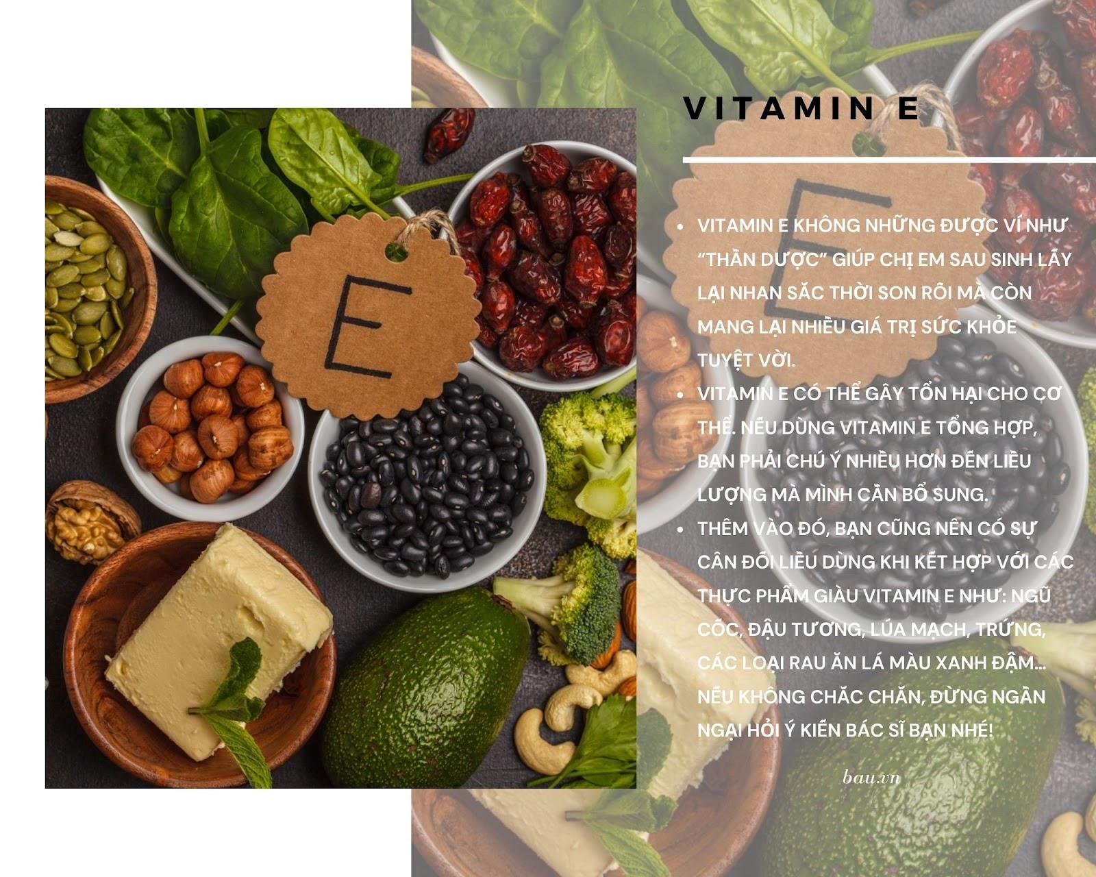 7 loại vitamin cho mẹ sau sinh đang cho con bú - ảnh 6