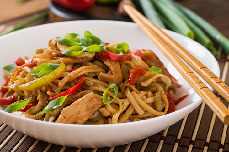 Slow Cooked Frugal Japanese Turkey Noodles Recipe