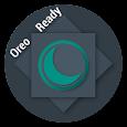 aospUI(BlueGray)Dark Substratum Theme+Samsung&Oreo