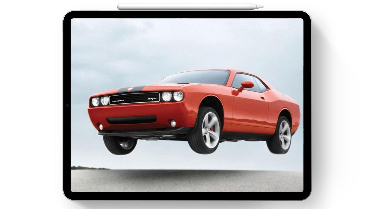 Download Wallpaper For Cool Dodge Challenger Fans For Android