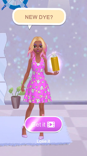 Yes, that dress!  screenshots 6