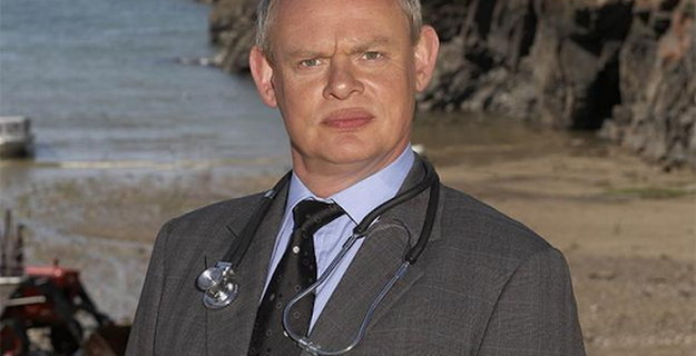 Martin Clunes could star in Doc Martin with Carl Weathers