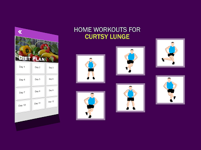 Home Workouts : GYM Body building 12