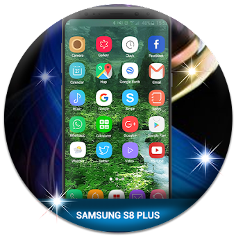 Mod Hacked APK Download S8 & S8+ Live Wallpaper (Day Night Beautiful