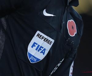 Les arbitres du Mondial sont connus (et aucun Belge n'en fait partie)
