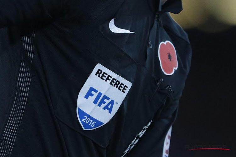 Un arbitre international fait son coming-out, une première en football