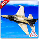Real Jet Fighter Air Battle icon