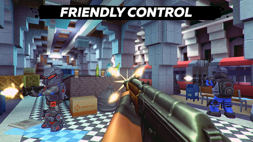 KUBOOM 3D: FPS Shooter  screenshots 5
