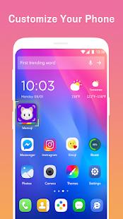 Hello Launcher – Live Emojis & Themes 1