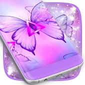 3D Wallpaper Butterfly