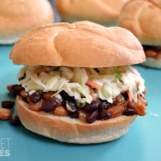 BBQ Bean Sliders Recipe