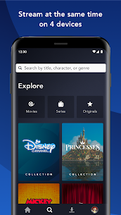 Disney Plus MOD APK 1.2.1 ( Free Premium Subscription ) 5