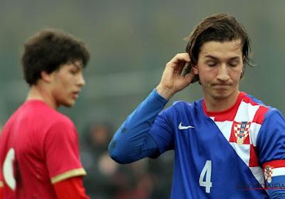Un jeune Croate suivi par le top belge