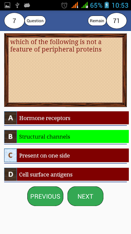 Physiology MCQs for Exams Practice – (Android Apps) — AppAgg