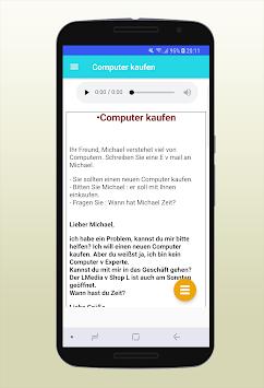 Brief Schreiben Zur Prüfung Deutsch A1 Apk Latest Version Download