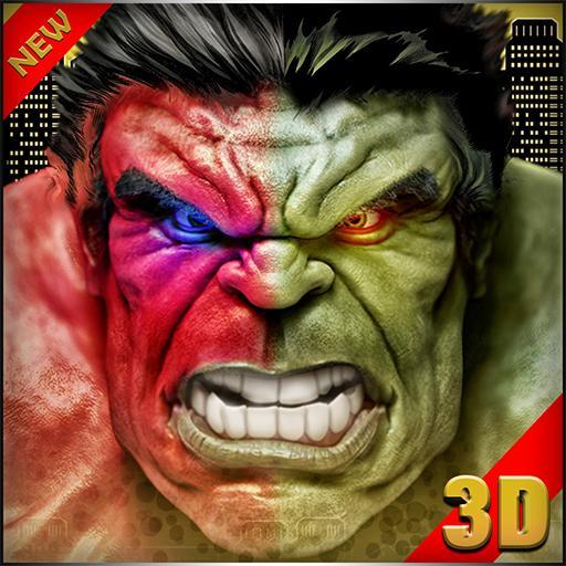 Incredible monster grand superhero ninja warrior (game)