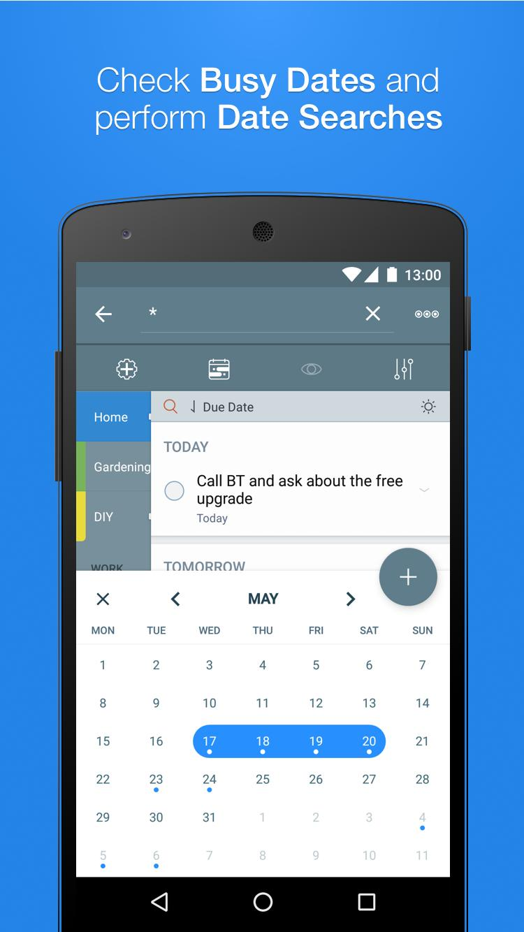 2Do - Reminders, To-do List & Notes Screenshot 6
