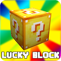 Lucky Blocks MOD for Pocket Edition icon