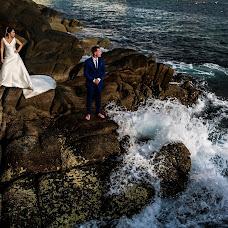 Wedding photographer Daniela Díaz burgos (danieladiazburg). Photo of 29.03.2018