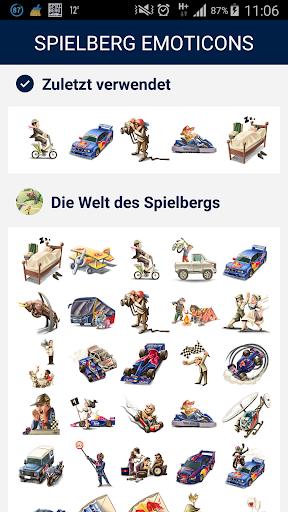 Spielberg Emoticons