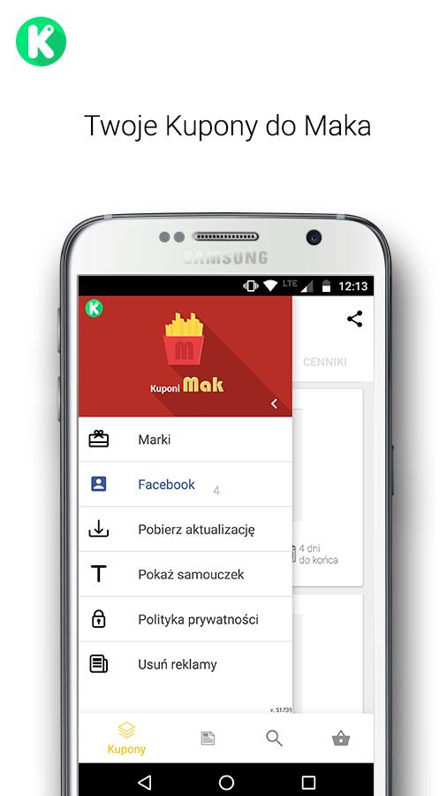 Kupony Do Maka Android Apps On Google Play
