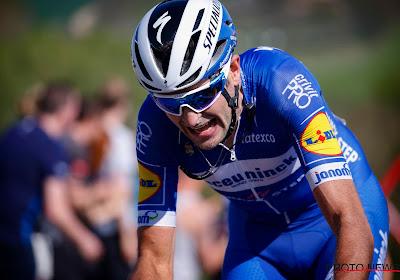 """Pieter Serry komt zelf met update na val in Ronde van Wallonië: """"Ik zal snel terug zijn"""""""